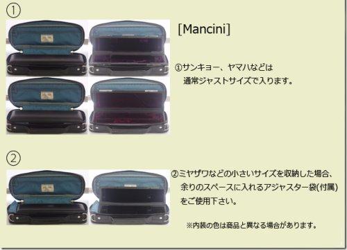 2: ピッコロケースガード 「Mancini/wf」 ディープブルー