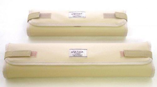 2: C管&H管 フルートケース用 内装カバー ベージュ