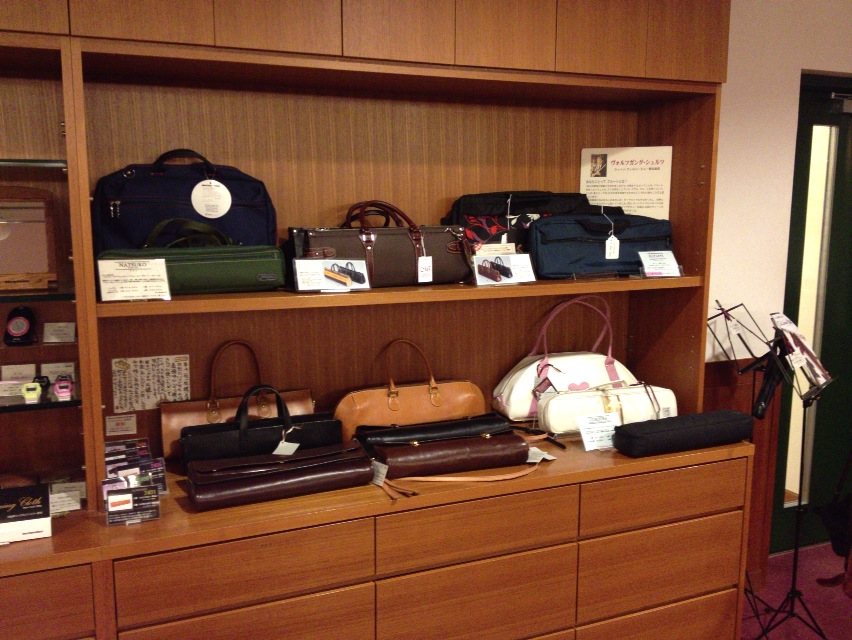 村松楽器 新宿店